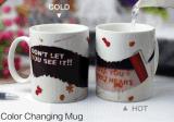 陶磁器のマグを変更する最もよい品質カラー