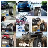 가족 차를 위한 고명한 진흙 타이어