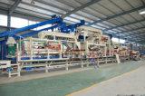 木工業の中型の密度または高密度の有機質繊維板のフルオートマチックの生産ライン