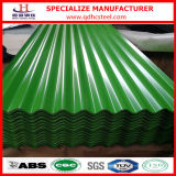 Prepainted Galvalumeの波形の屋根ふきシート