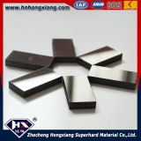 PCD Cutting Tool Blanks für Machining Non-Ferrous Metal und Alloys