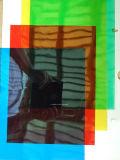 Couverture de livre dure colorée de PVC