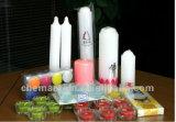 Белая свечка