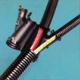 Plastik-Maschine-PET Kohlenstoff-Faser-Rohr-Produktionszweig