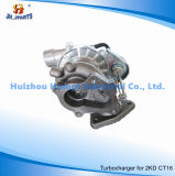 Turbocompressor voor Toyota 2kd CT16 17201-30080