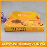 Caja de embalaje de la pizza