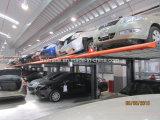 二重水平な駐車車の上昇キット