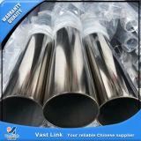 De Pijp van het Roestvrij staal AISI 304 voor de Rang van het Voedsel