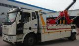 Prix de camion de déplacement de barrage de route de la dépanneuse 16t de FAW