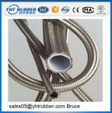 304 스테인리스 Steel Braid Hose /PTFE Hose 또는 Chemical Hose