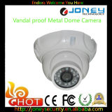 3.6mm Lens를 가진 1 메가 Pixels Vandalproof Metal Dome Camera