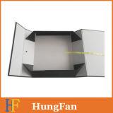 Niedriger Preismatt-Laminierung-Wholesale faltbare Papiergeschenk-Kästen für Förderung