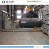 Neumático continuo que refina al combustible diesel del ahorro de la planta