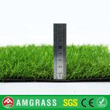 Te de golf modelo e hierba artificial para el jardín