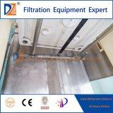Automatische vertiefte Filterpresse mit Selbsttuch-waschender Einheit für die Klärschlamm-Entwässerung