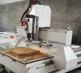 Tipo de Cambio lineal Cortadores automático CNC Router