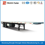 Tri-Axle 60 Ton 40FT Container планшетное Truck Trailer