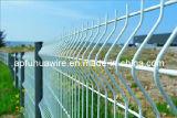 직류 전기를 통하는 Fuhua 철망사 담과 입히는 PVC