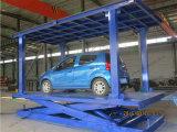De hydraulische Elektrische Ondergrondse Lift van de Auto
