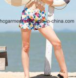 Печатание износ пляжа быстро сухой, краткости доски для женщин/повелительницы