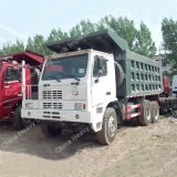 쉽 화물 출하에 의하여 수동 변형되는 6*4 Sinotruk HOWO 덤프 트럭 (ZZ5507S3840AJ)