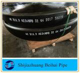 """Grande 32 """" 48 """" protezione d'acciaio 16.9 dell'accessorio per tubi del acciaio al carbonio della protezione A234wpb B"""