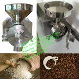 작은 커피 콩 분쇄기 기계, 밀 선반, 밥 선반