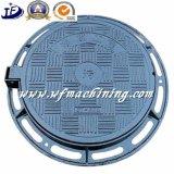 정원 트렌치 하수구를 위한 연성이 있는 철 또는 모래 배수장치 맨홀 뚜껑