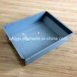 Части металлического листа коробки установки металла