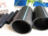 Pipe neuve de HDPE de taille du matériau Pn10 75mm pour l'approvisionnement en eau