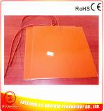 подогреватель силиконовой резины подогревателя принтера 3D 450*450*1.5mm