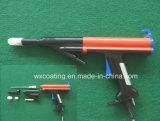 Pistola a spruzzo elettrostatica manuale del rivestimento della polvere (WX-208)