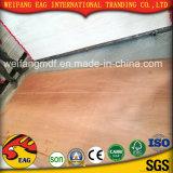 madera contrachapada de 1.5m m Okoume/Bingtangor/Plb