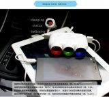 Zoccolo dell'accenditore della sigaretta dell'automobile del certificato del Ce con tensione della visualizzazione di LED