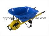 Wheelbarrow do dever de Heavey para o mercado Wb8000g- Peru de Ámérica do Sul