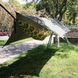 Tela incatramata impermeabile leggera della pioggia del parasole