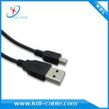 Prix usine ! USB2.0 au câble usb de remplissage de Mini5pin avec du ce