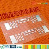 860-960MHz etiqueta adesiva da etiqueta da freqüência ultraelevada Higgs3 RFID do estrangeiro 9662