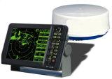 36nm 12 pulgadas de radar marina del barco con CCS