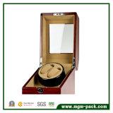 De Stevige Houten het Eindigen Spoel van uitstekende kwaliteit van het Horloge voor Verkoop