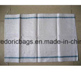 Белые PP Woven Bag/Sack для Rice/Flour/Food/Wheat 40kg/50kg, Polypropylene Woven Bag