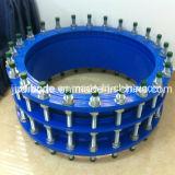 Ferro Ductile que desmonta o laço de aço Ros de Glavanized da gaxeta comum de EPDM