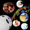 리모트를 가진 신제품 색깔 LED 가벼운 입체 음향 Bluetooth 다중 매체 스피커