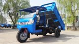 Vrachtwagen de Met drie wielen van Waw met Rops & Zonnescherm