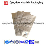sacchetto di plastica dell'imballaggio sigillato 3-Side del di alluminio per la mascherina facciale