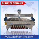 macchina di scultura di legno 3D, macchina di 2000*3000mm di CNC di falegnameria per i Governi
