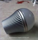 Pièces en aluminium de usinage de commande numérique par ordinateur pour l'éclairage de DEL