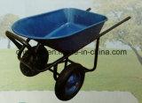 Wheelbarrow da carga 200kg com estrutura forte