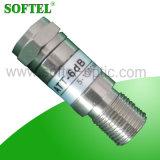 atenuador do RF do atenuador do cabo de 1~ 30dB CATV 1GHz