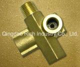 Forjamento de bronze com as peças fazendo à máquina do CNC/peças do forjamento peça do forjamento/maquinaria/metal/peças de automóvel/peça de aço do forjamento/forjamento de alumínio/compensador